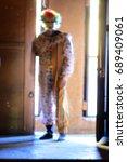 Ghost Clown Blur