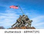washington  dc   april 5  2015  ... | Shutterstock . vector #689447191