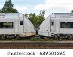 hallsberg  sweden   august 2... | Shutterstock . vector #689501365