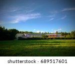 steiner school 03.08.2017 olari ... | Shutterstock . vector #689517601