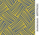 seamless abstract vector...   Shutterstock .eps vector #689596261