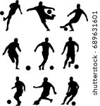very high quality detailed set... | Shutterstock .eps vector #689631601