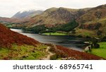 View From Haystacks Path Of...
