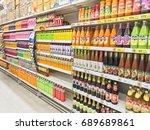 bangkok  thailand   august 1 ... | Shutterstock . vector #689689861