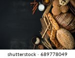 group of different types of... | Shutterstock . vector #689778049