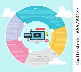ui element infographic