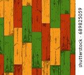 cinco de mayo seamless pattern  ... | Shutterstock . vector #689825059