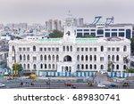 august 4  2017  chennai  india  ... | Shutterstock . vector #689830741