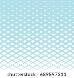 diamond seamless geometric... | Shutterstock .eps vector #689897311
