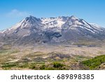 the breathtaking views of the... | Shutterstock . vector #689898385