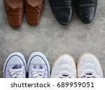picture of difference  shot of... | Shutterstock . vector #689959051