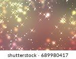 light background. abstract... | Shutterstock . vector #689980417