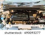 putrajaya  malaysia   july 30 ...   Shutterstock . vector #690093277