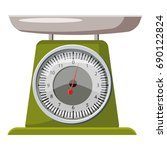 Domestic Weigh Scales Icon....