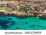 Small photo of Malta. Village Popeye.