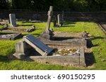 Neglected Graveyard