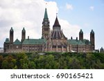Parliament Buildings And...