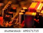 Overheated Transistor On...