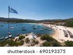 Kalamitsi  Greece   July 29...