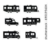 black auto rvs  camper vans  ...