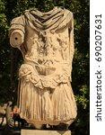 Small photo of Greek Statue