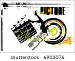 abstract background | Shutterstock .eps vector #6903076