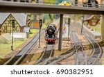 Ho Model Train Powered By Steam ...
