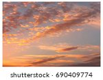 sunset    sunrise | Shutterstock . vector #690409774