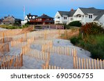 mantoloking  nj  usa july 26 ... | Shutterstock . vector #690506755