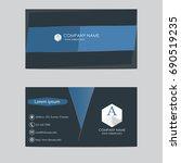 vector design modern creative... | Shutterstock .eps vector #690519235