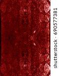 grunge wall texture | Shutterstock . vector #690577381