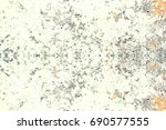 old grunge wall texture | Shutterstock . vector #690577555