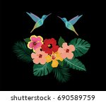 vector illustration of... | Shutterstock .eps vector #690589759