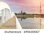 chennai  india   4 august 2017  ... | Shutterstock . vector #690630067