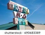 july 5 2015   weed  california  ... | Shutterstock . vector #690683389