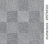 Closeup Detail Of Gray Carpet...