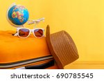 travel planning for holiday...   Shutterstock . vector #690785545