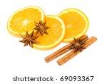 Sliced Orange  Anise And...