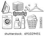 vector illustration of a... | Shutterstock .eps vector #691029451