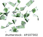 symbol of wealth and success    ...   Shutterstock . vector #69107302