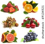 fruit | Shutterstock . vector #69134521