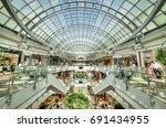 istanbul  turkey   july 16 ... | Shutterstock . vector #691434955