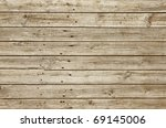 perfectly lit wooden background ... | Shutterstock . vector #69145006