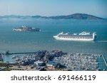 san francisco  september 2014   ... | Shutterstock . vector #691466119