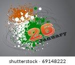 vector illustration for 26... | Shutterstock .eps vector #69148222