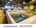 taipei  taiwan   july 30 ... | Shutterstock . vector #691514347