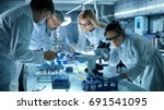 Team Of Medical Research...