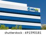 santa clara  ca usa   july 29 ... | Shutterstock . vector #691590181