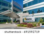 mountain view  ca usa   july 30 ... | Shutterstock . vector #691592719