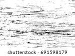 grunge vector texture.overlay... | Shutterstock .eps vector #691598179